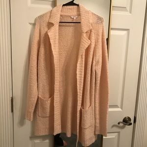 Blush Cardigan - Pristine Condition